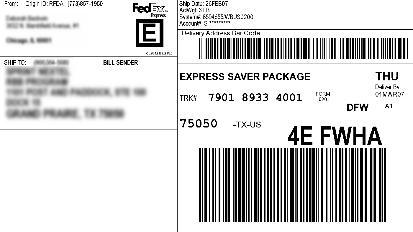 Track Packages Iphone App Ups Tracking Fedex Tracking Usp